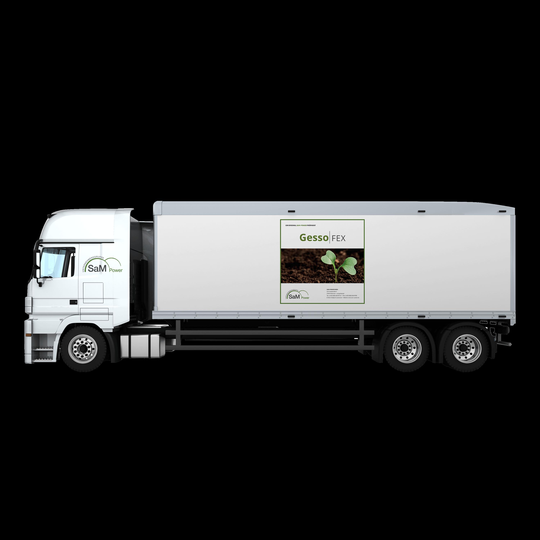 Gessofex truck
