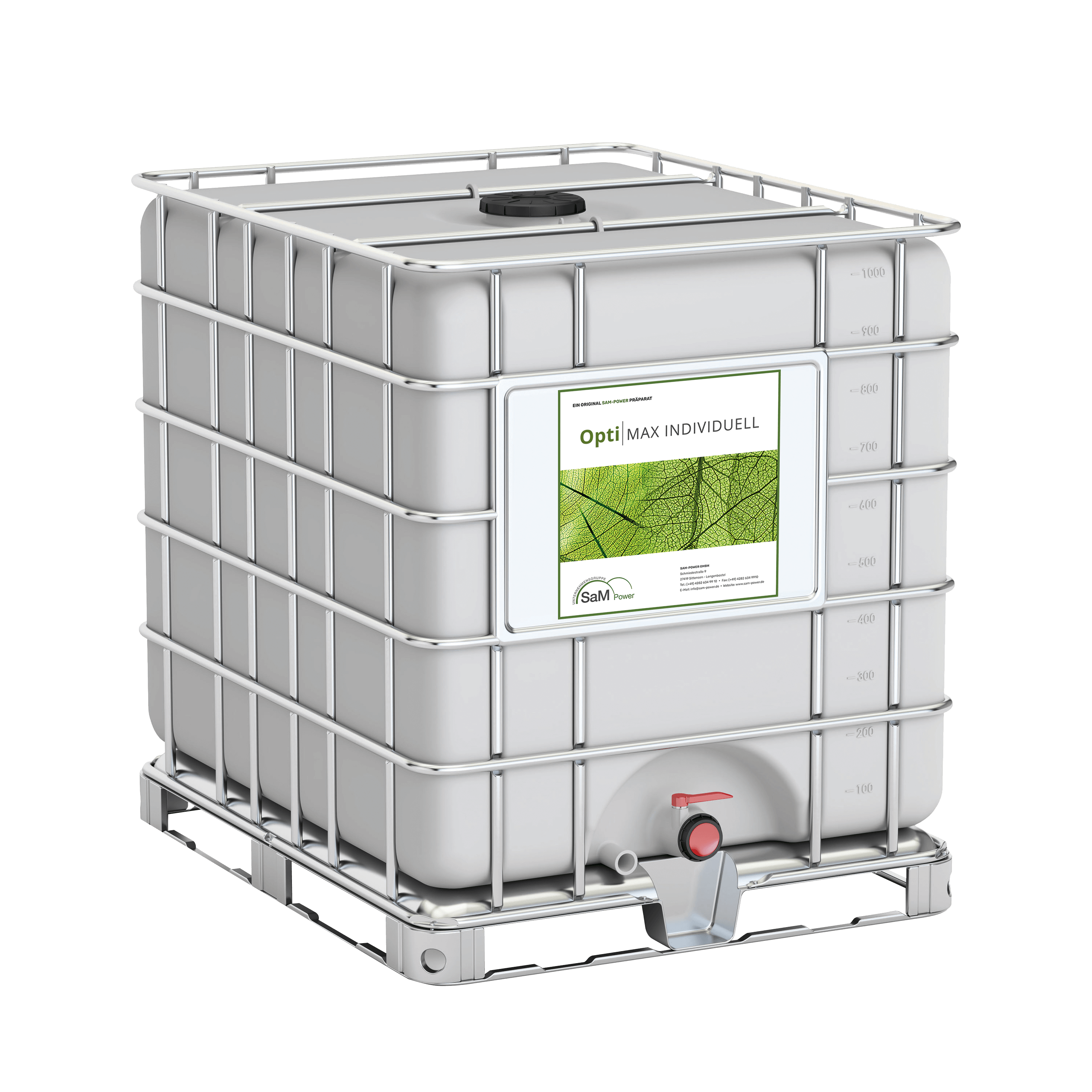 OptiMax Individuell Container