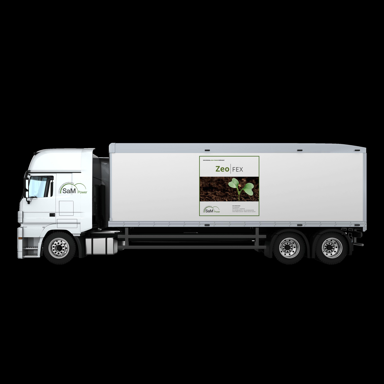 Zeofex truck
